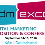 dmexco 2016 – Cologne, Germany