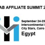ARAB AFFILIATE SUMMIT 2016 – Cairo, Egypt